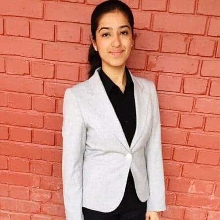 Testimonial by Vidisha Gupta
